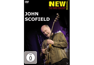 John Scofield - THE PARIS CONCERT [DVD]