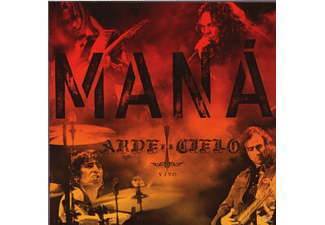 Maná - Arde El Cielo - (CD + DVD Video)