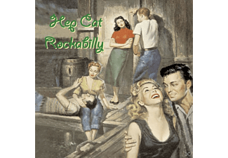 VARIOUS - Hepcat Rockabilly - (CD)