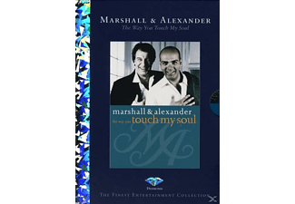 Marshall & Alexander - Diamond Edition-The Way You Touch My Soul - (DVD)