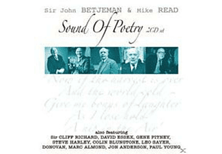 Mike Read, John -sir- Betjeman - Sound Of Poetry - (CD)