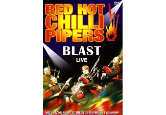 Red Hot Chilli Pipers - Blast Live [DVD]