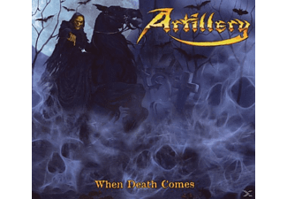 Artillery - When Death Comes Ltd. - (CD)