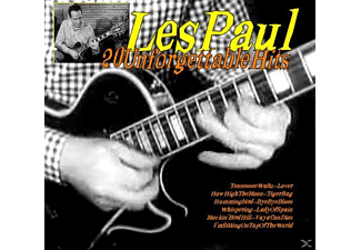 Les Paul - 20 Unforgettable Hits - (CD)