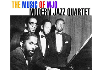 The Modern Jazz Quartet - The Music Of The Mjq - (CD)