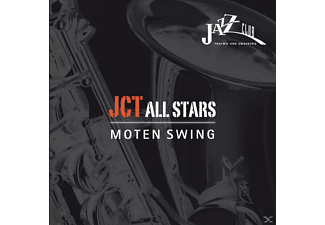 Jct Allstars - Moten Swing - (CD)