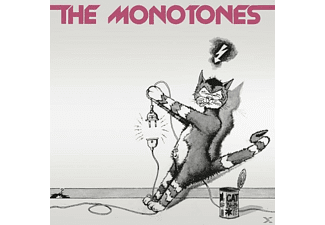 The Monotones - The Monotones - (Vinyl)