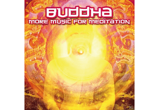 VARIOUS - Buddah-More Music For Meditation - (CD)