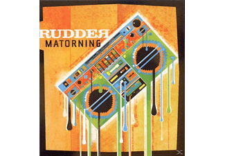 Rudder - Matorning - (CD)