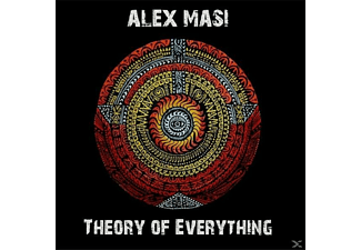 Alex Masi - THEORY OF EVERYTHING - (CD)