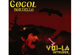 Gogol Bordello - Voi-La Intruder [CD]