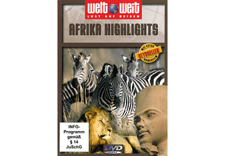 Afrika Highlights (Bonus Sychellen) - (DVD)