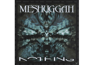 Meshuggah - Nothing - (CD)