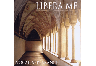 Vocal Appearance - Libera Me [CD]