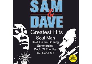 Sam & Dave - Soul Man-Greatest Hits - (CD)