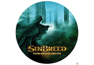 Sinbreed - When Worlds Collide (Picture-LP) - (Vinyl)