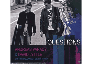 Andreas  Varady, David Lyttle - Questions - (CD)