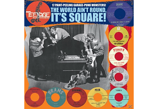 Various/Teenage Shutdown - The World Ain't Round It's Square! - (Vinyl)