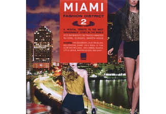 VARIOUS - Miami Fashion District 2 - (CD)