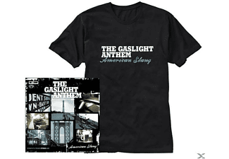 The Gaslight Anthem - American Slang-Cd+T-Shirt Bundle [CD]