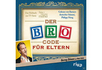 Philipp Moog - Der Bro Code Für Eltern (How I Met Your Mother) - (CD)