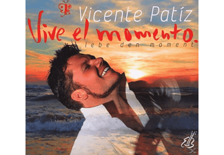 Vicente Patiz - Vive el momento - (CD)