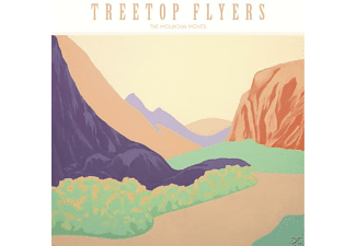 Treetop Flyers - The Mountain Moves (Vinyl+Mp3) - (Vinyl)
