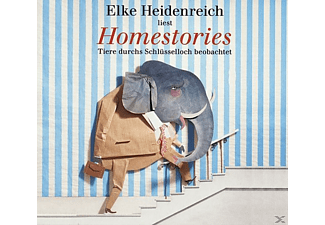 Homestories - 1 CD - Hörbuch