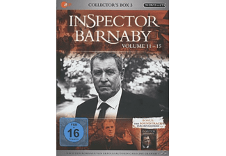 Inspector Barnaby - Collector's Box 3 (Volume 11-15) [DVD]