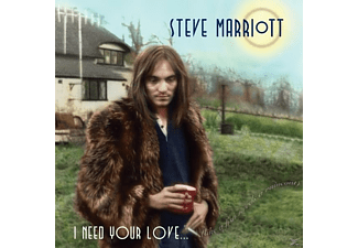 Steve Marriott - I Need Your Love...(Like A Fish Needs a raincoat) - (CD)