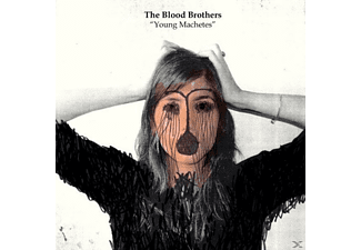 The Blood Brothers - Young Machetes (Orange) - (Vinyl)