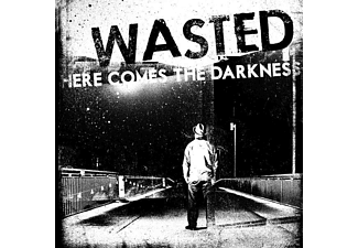 Wasted - Here Comes The Darkness - (Vinyl)