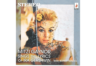 Mitzi Gaynor - Sings Lyrics Of Ira Gershwin - (CD)
