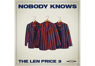 The Len Price 3 - Nobody Knows - (Vinyl)
