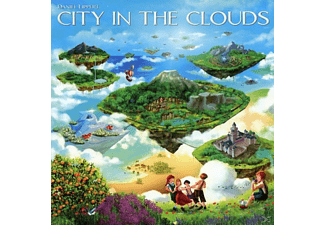 Daniel Lippert - City In The Clouds [CD]