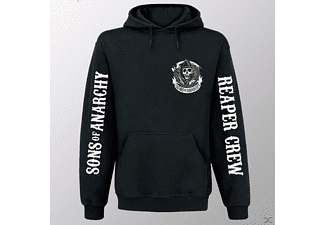 SONS OF ANARCHY - American Outlaw (Hoodie Black / L)