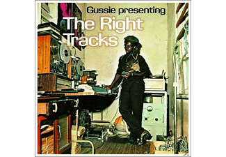 Gussie Clark - Gussie Presenting: The Right Tracks - (Vinyl)