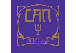 Can - Future Days (Lp+Mp3) - (LP + Download)