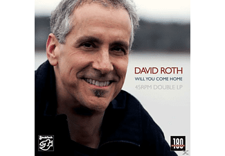 David Roth - Will You Come Home (2 Lp) - (Vinyl)