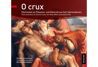 Wiener Kammerchor, Michael Grohotolsky - O Crux - (CD)