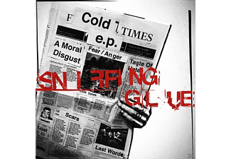 Sniffing Glue - Cold Times Ep (+Download & Poster) - (Vinyl)