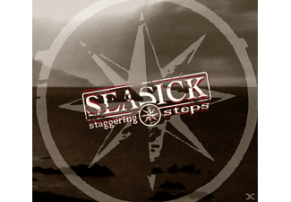 Seasick - Staggering Steps [CD]