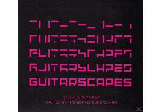 Gothenburg Combo - Guitarscapes [CD]
