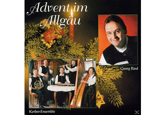 Georg Kerber-ensemble/ried - Advent Im Allgäu - (CD)