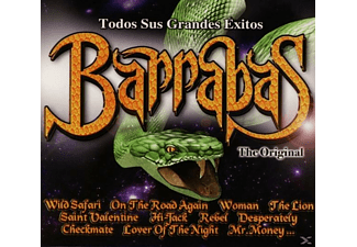 Barrabas - Grandes Exitos [CD]