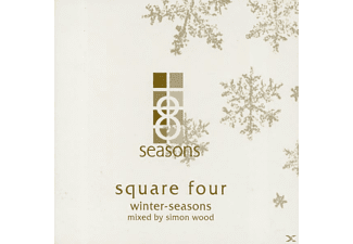 Simon Wood - 8 seasons square 4 - (CD)