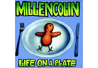 Millencolin - Life On A Plate - (CD)