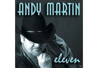 Andy Martin - Eleven - (CD)