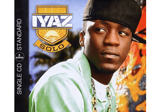 Iyaz - Solo (2track) - (5 Zoll Single CD (2-Track))