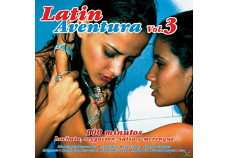 VARIOUS - Latin Aventura 3 - (CD)